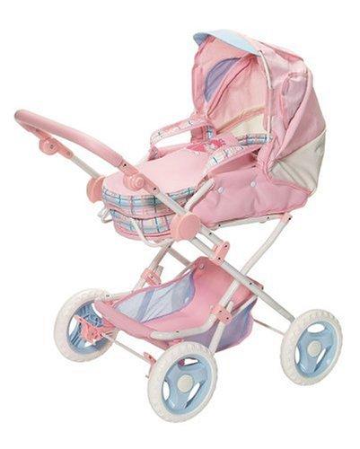 Но больше всего интересует вот эта коляска.  Ищу для знакомой куклу Baby.