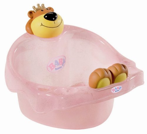 zapf creation 804629 baby born bathtub doll review