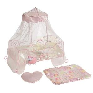 Pink metal doll bed Dolls - Compare Prices, Read Reviews and Buy