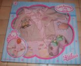 Baby Annabell Pink Outfit Clothing Set