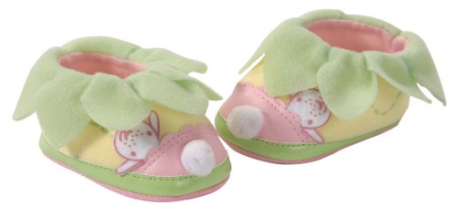 Baby Annabell Shoes Green (761120)
