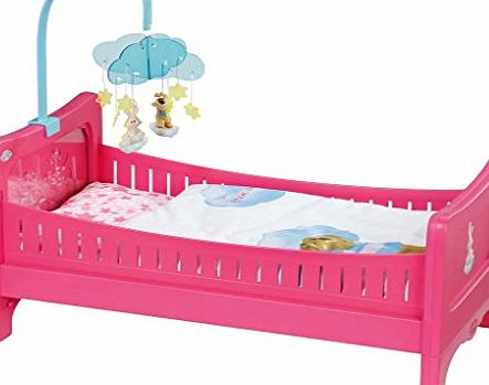 Zapf Creation BABY Born Bed Toy