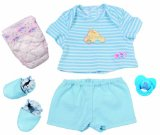 Dolls Clothes And Accessories Baby Born Boy On The Go Stro