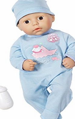 Zapf Creation My First Baby Annabell Brother Doll
