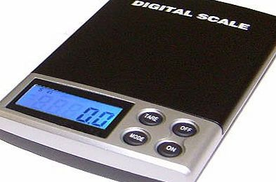 ZARY Precision Electronic Pocket Digital Scales 1000g / 0.1g