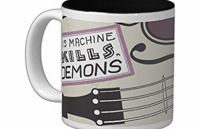 Laundry Mos Violin Right-Handed Mug
