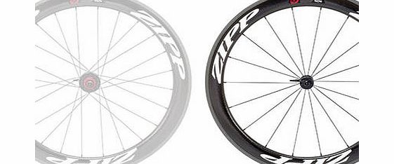 404 Firecrest Carbon Clincher Front Wheel