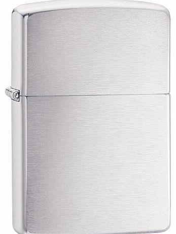 Zippo Brushed Chrome Lighter Z200
