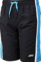 Zoggs, 1294[^]229651 Boys Muriwai Shorts - Black and Blue
