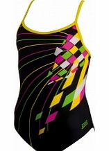 Zoggs Sporting Code Spliceback Girls Swimsuit product image